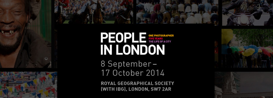 People in London website